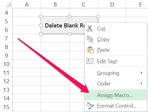How to change assigned VBA Sub procedure of a button