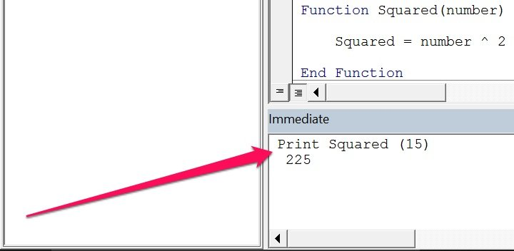 write a function called power
