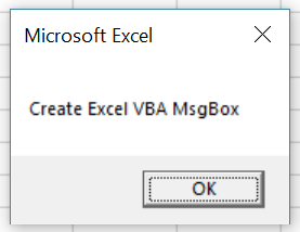 Macro creates Application modal MsgBox