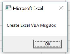Macro creates System modal MsgBox