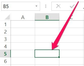 Excel's VBA Range object reference: Intersection with shortcut