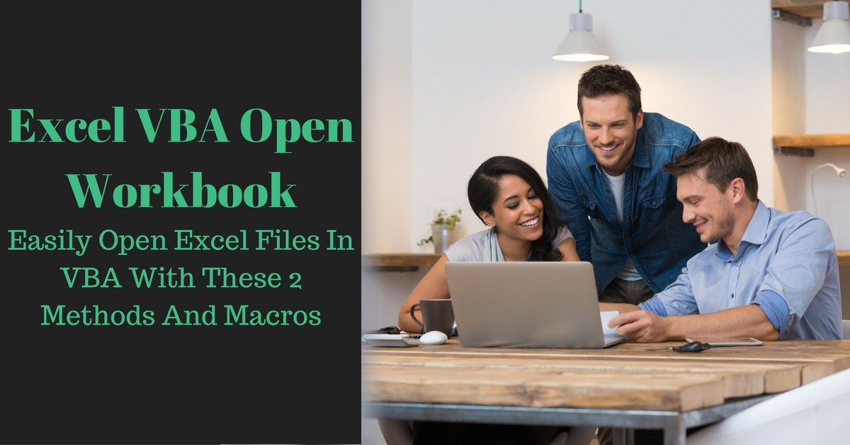 Excel vba open workbook open files in vba with these 2 macros ibookread ePUb