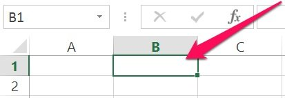 Excel's VBA Range object: Cell with Offset property