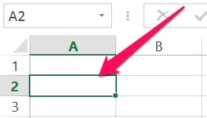 Excel's VBA Range object: Single cell with Offset property