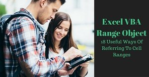 Excel VBA Tutorial about the Range Object and cell ranges