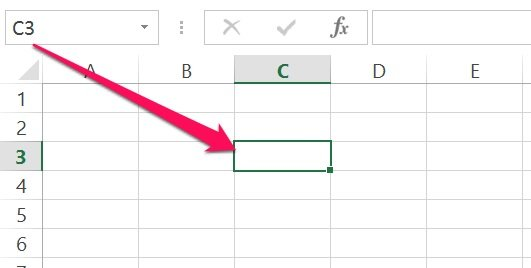 Excel's VBA Range object: Single cell in reference to range