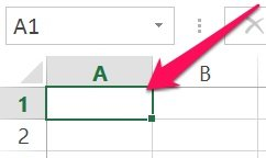 Excel's VBA Range object reference: Single cell using Cells property