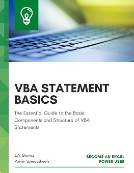 The Essential Guide to the Basic Components and Structure of VBA Statements