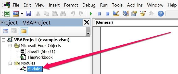 How to display code of VBA Sub procedure