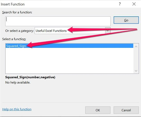 VBA Function Procedures: Create And Execute User-Defined ...
