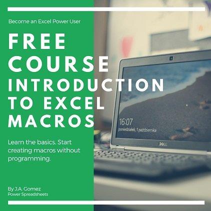 Start creating macros without programming