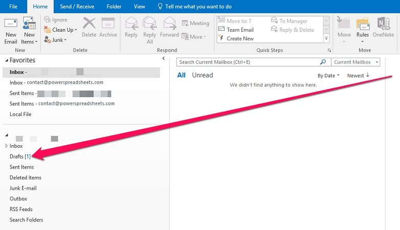 How To Send Email From Excel (With Outlook) Using VBA