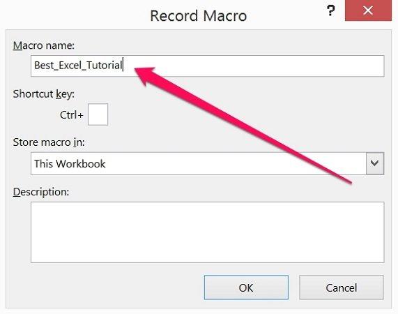 Excel Macro Tutorial For Beginners Create Macros In Easy Steps - Como hacer un invoice en excel online stores accept checks