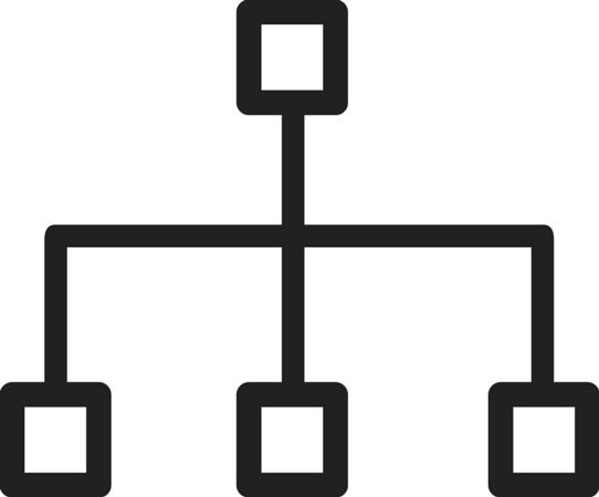 Object model hierarchy