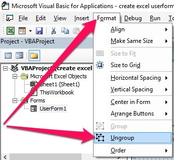 Create Excel UserForms For Data Entry In 6 Easy Steps