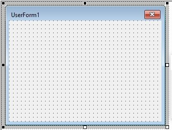 UserForm grid