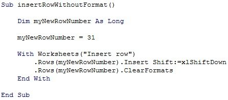 Excel VBA Insert Row: Step-by-Step Guide and 9 Code Examples