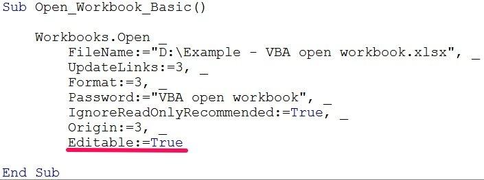 excel vba open workbook donu0027t run macro excel vba