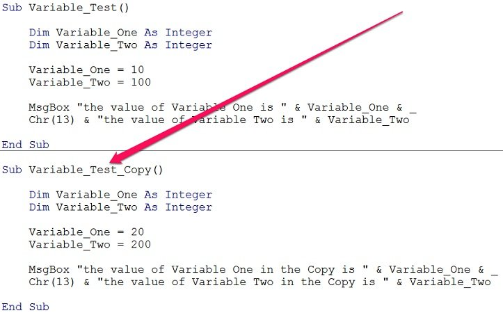 Variable Practices?