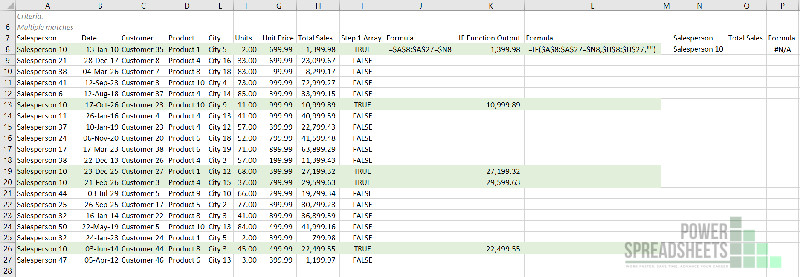 Example: Extract values for Excel VLookup return multiple values in one cell separated by a comma