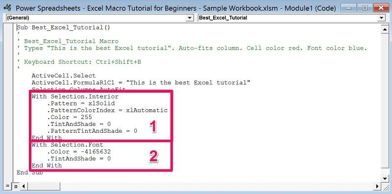 Excel macro tutorial for beginners: create macros in 7 easy steps.