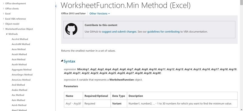 Vba Worksheet Functions 5 Ways To Easily Use Excel In. Help System For Worksheetfunctionmin Function. Worksheet. Worksheetfunction Median At Clickcart.co
